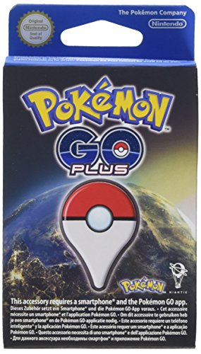 Pokémon GO Plus (ポケモン GO Plus)...