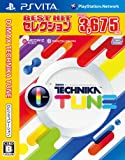 BEST HIT セレクション DJMAX TECHNIKA TUNE - PS Vita