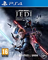 Star Wars: JEDI Fallen Order (PS4) by Electronic Arts - Imported from England.