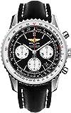 (ブライトリング) BREITLING Navitimer 01 Black Dial Chronograph Men Watch ナビタイマー ブラック メンズ腕時計 [並行輸入品] LUXTRIT
