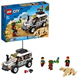 LEGO City Great Vehicles 60267 Safari Off-Roader Building Kit (168 Pieces)