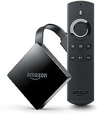 Fire TV - 4K・HDR 対応、音声認識リモコン付属