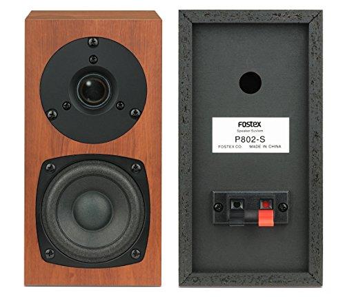 FOSTEX かんすぴ スピーカーシステム ハイレゾ対応 P802-S