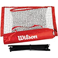 Wilson(ウイルソン) EZ TENNIS NET 18' (イージー テニス ネット) 5.5メートル WRZ2590