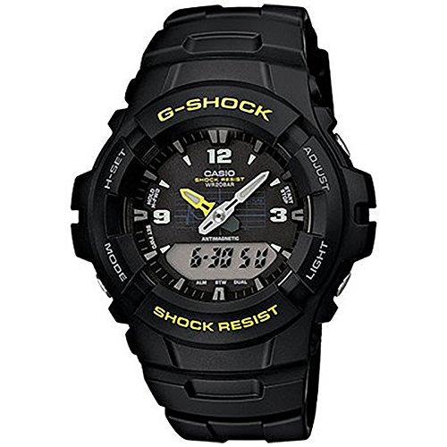 CASIO (カシオ) 腕時計 G-SHOCK(Gショック) G-100-9CM メンズ 海外モデル [逆輸入品]