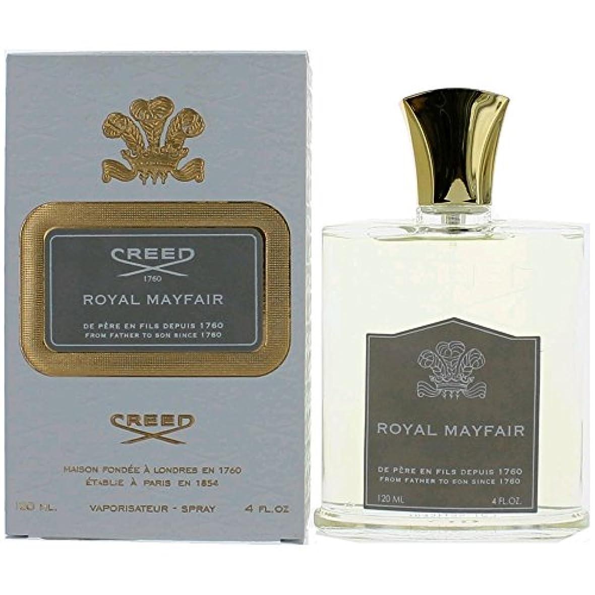 水没許容靴下Royal Mayfair by Creed Millesime Spray 4 oz