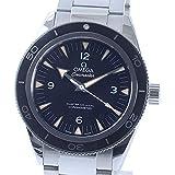 [オメガ]OMEGA 腕時計 シーマスター300 マスターコーアクシャル ブラック 付属:国際保証書 ボックス ピクトグラム 中古[1349905]