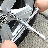 十字レンチ クロスレンチ 17・19・21・23mm 3サイズ薄口形状 分解式 高速回転空転 フリーグリップ 分解 収納 コンパクト スムーズ 回転 早回し スピーディーにタイヤ交換