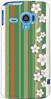 sslink SH-06E AQUOS PHONE ZETA アクオスフォン ハードケース ca1270-4 和柄 花柄 ストライプ スマホ ケース スマートフォン カバー カスタム ジャケット docomo