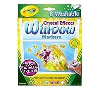 Crayola Crystal Effects Window
