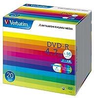 (まとめ買い) 三菱化学メディア PC DATA用 DVD-R DHR47JP20V1 【×3】
