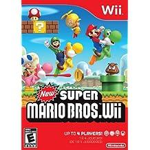 Nintendo RVLPSMNE New Super Mario Bros., Wii