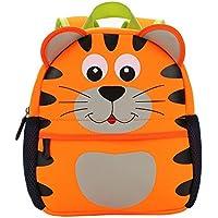 Toddler Backpack Kids School Bag Lunch Bag Cute 3D Cartoon Animal Book Bag for 1-3 Year Older Boys and Girls