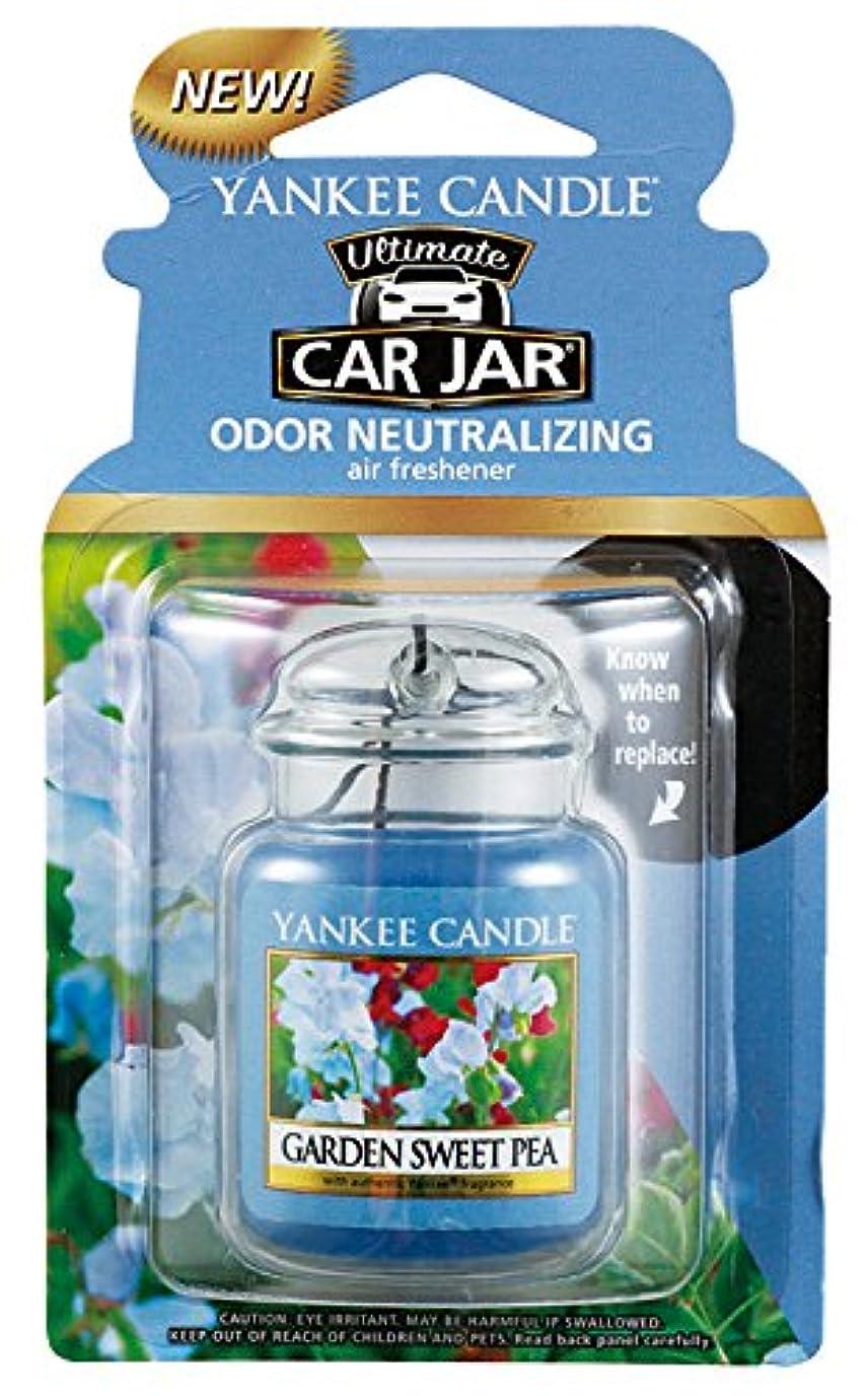 蒸一時的改善するヤンキーキャンドル ネオカージャー YANKEECANDLE  スイートピー 吊り下げて香らせるフレグランスアイテム