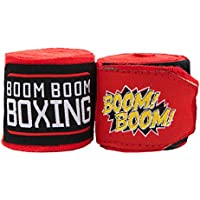 Boom Boom Flex Youth Boxing Hand Wraps