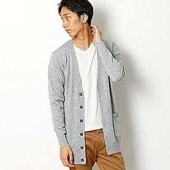 ハムネット(HAMNETT) ロングカーデ【グレー02/XL】