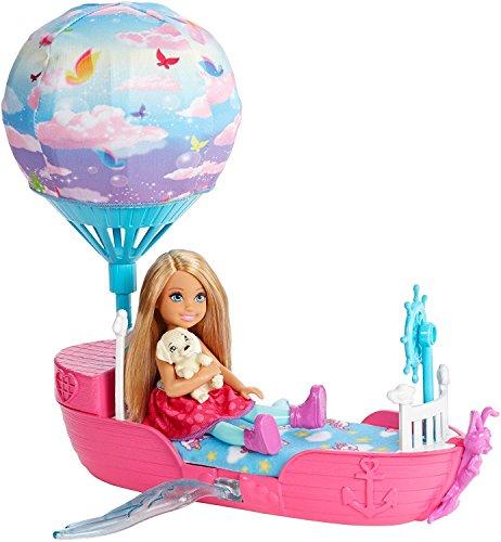 Barbie バービーチェルシードリームトピア 魔法のドリームボート/ Magical Dreamboat [並行輸入品]