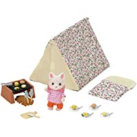 [シルバニアファミリー]Sylvanian Families Figure Seaside Camping Set EP Epoch 5209 [並行輸入品]