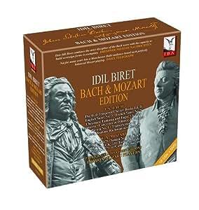 Bach/Mozart: Idil Biret Box