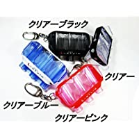 L-style KRYSTAL (クリスタル) クリアーブルー フライトケース ダーツアクセサリー