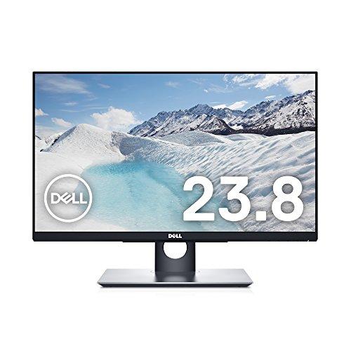 Dell ディスプレイ モニター タッチ対応 P2418HT 23.8インチ/FHD/IPS非光沢/6ms/DP,HDMI,VGA/USBハブ/フレームレス/3年間保証