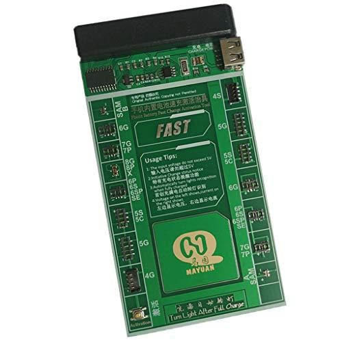 B Baosity バッテリー 高速充電 アクティベーション ボード 修理用 iPhone 8 Plus/X用