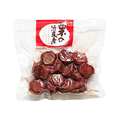マロン 栗の渋皮煮(ホール) mamapan 200g 栗甘露煮 季節限定__