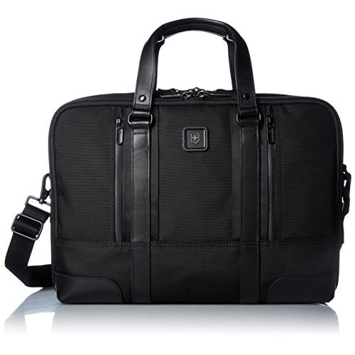 [ビクトリノックス] Victorinox 公式 ビジネスバッグ Lexington 15 保証書付 601114 BK (ブラック)