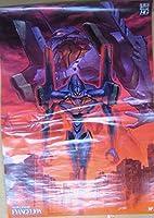 景品 新世紀エヴァンゲリオン LMHG プラモデル ポスター (エヴァンゲリオン初号機) サイズ B2#207