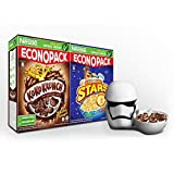 NESTLÉ KOKO KRUNCH + HONEY STARS Cereal FREE Star Wars Cereal - Milk Container,
