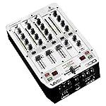 BEHRINGER(ベリンガー) PRO MIXER VMX300 BPMカウンター搭載 3チャンネルDJミキサー VMX300-PROMIXER