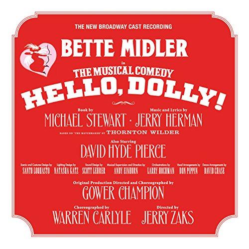 Hello, Dolly! (New Broadway Ca...