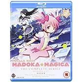 魔法少女まどか☆マギカ コンプリート Blu-ray BOX (12話, 283分) まどマギ アニメ (海外inport版) / Puella Magi Madoka Magica Complete Series Collection [Blu-ray]