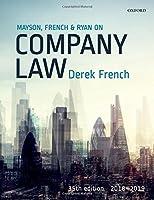 Mayson, French & Ryan on Company Law 2018-2019