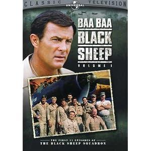 Baa Baa Black Sheep: Volume 1 [DVD] [Import]