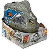 Jurassic World Chomp 'n Roar Mask Velociraptor Blue