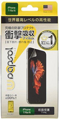 液晶保護 for iPhone 7/6/6s A008-IP747FT
