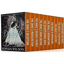 Desirable Dukes (Regency Romance): 10 Book Box Set