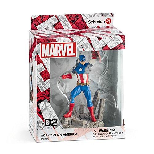 Marvel Captain America Diorama Character<Japan import