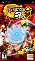 Naruto: Ultimate Ninja Heroes 2: The Phantom Fortress (輸入版) - PSP