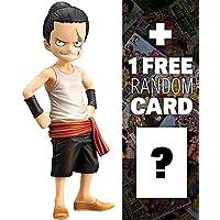 "Jabra : ~ 5.7"" One Piece DXF THE GRANDLINE CHILDREN figure vol。3+ 1Free official One Piece Tradingカードバンドル( 476873)"