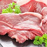 最高級 熟成肉 生ラム(モモ・霜降り・冷凍) 500g 【2個注文で】1個オマケ【3個注文で】2個オマケ。もも肉(BBQ)(★どさんこファクトリー北海道PB商品、PB箱、メーカー包装品)
