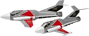 ウェーブ マイティジャック ピブリダー 2機セット 1/48スケール 全長約16cm プラモデル UT-041