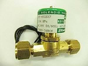 サギノミヤ 電磁弁 SEV-603BXF フレア 100V