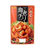 日本食研 エビチリソース 120g×3袋