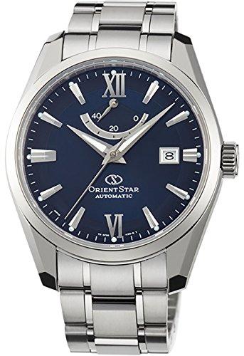 [オリエント]ORIENT 腕時計 ORIENTSTAR オリエントスター スタンダード 機械式 自動巻(手巻付) ネイビー WZ0021AF メンズ