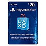 PlayStation Store Gift Card $20 (輸入版