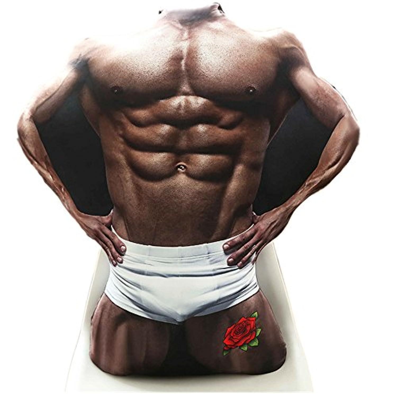 筋肉 男 抱き枕 クッション 癒し系 人体枕 快眠 インテリア 等身大の だきまくら