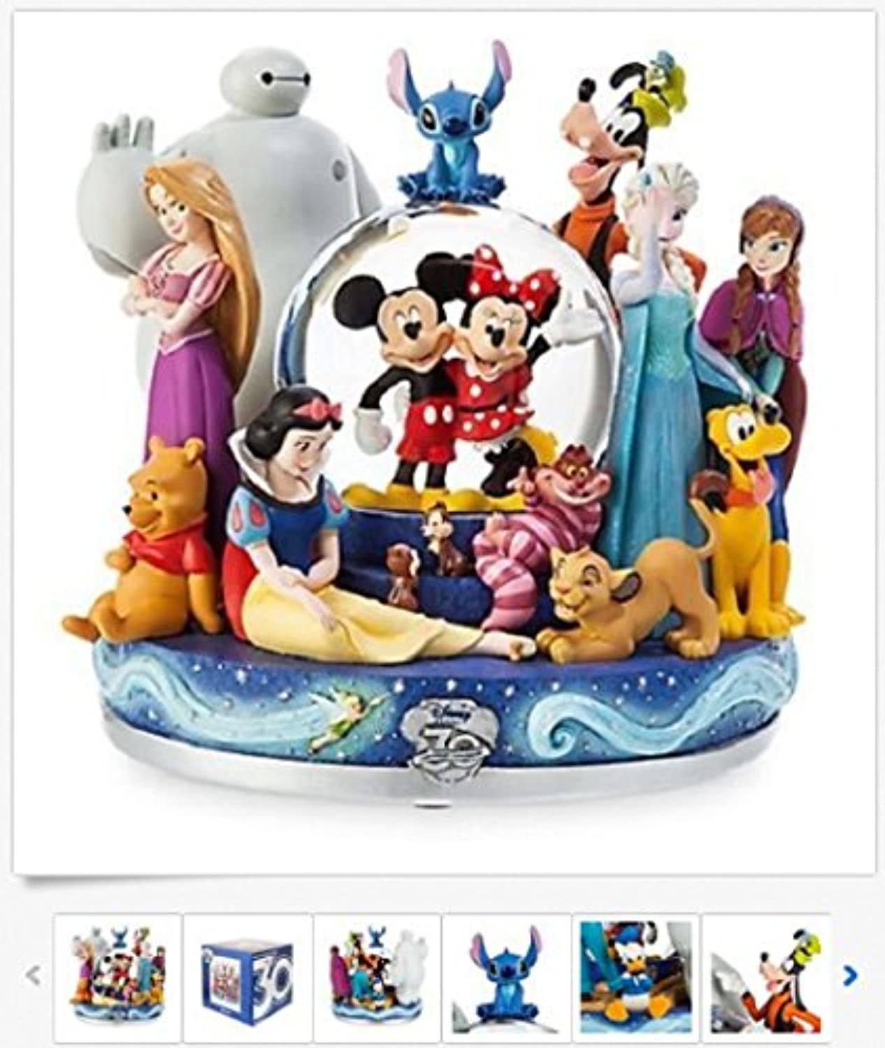 30th Anniversary Snowglobe Limited
