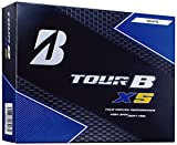 BRIDGESTONE(ブリヂストン) ゴルフボール TOUR B XS (1ダース 12球入り)  8SWXJ Bマーク ホワイト